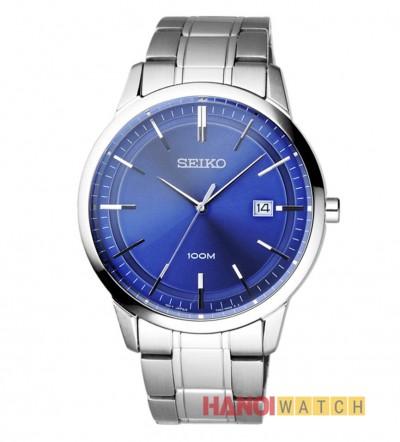 Đồng hồ Seiko nam mặt xanh SGEH15P1