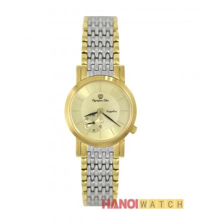 Đồng hồ nữ Olympia Star OPA58012-07LSK-V