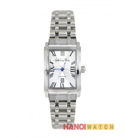 Đồng hồ Valentino Rudy mặt chữ nhật VR6014WTWT.L