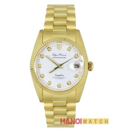 Đồng hồ nam Olym Pianus mạ vàng OP89322AMK-T