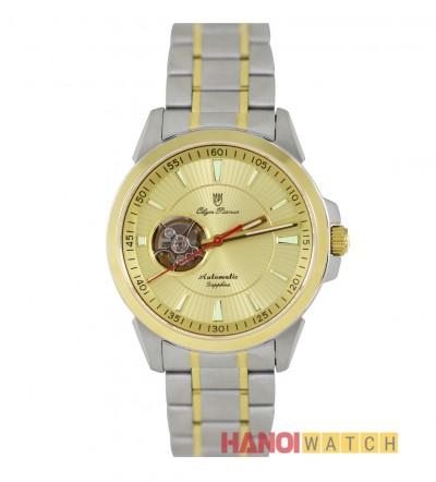 Đồng hồ Olym Pianus Open Heart OP990-082AMSK-V