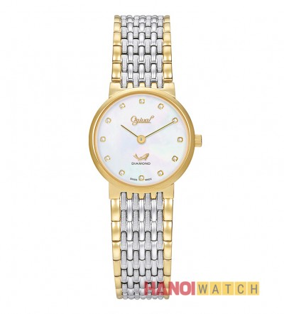 Đồng hồ Ogival nữ Thụy Sỹ OG385-022LSK