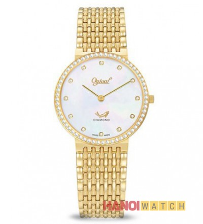 Đồng hồ Ogival nam Diamond OG385-022DMK-T