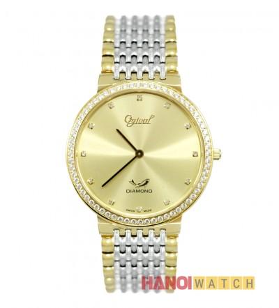 Đồng hồ nam Ogival OG385-022DMSK-V