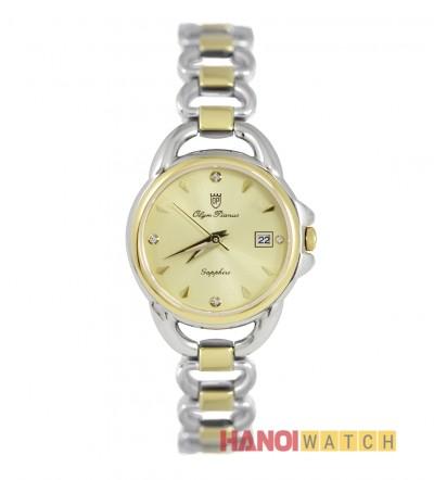 Đồng hồ nữ Olym Pianus OP2467LSK-V