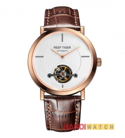 Đồng hồ Reef Tiger Luxury Tourbillon RGA1610-PWB