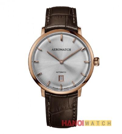 Aerowatch Heritage Slim Automatic 67975-RO01
