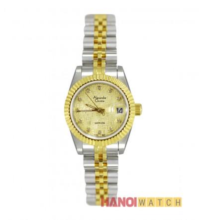 Đồng hồ Alexandre Christie nữ 8B138A-LTGGOP